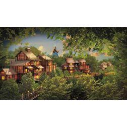 L'Echo touristique: Le Parc Astérix double sa capacité hôtelière en 2018
