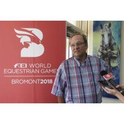 Les Jeux équestres mondiaux de Bromont en péril
