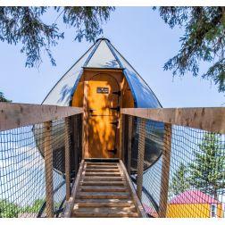 5 étoiles pour le Camping Pointe-aux-Oies