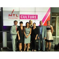 Découvrez l'originalité et la créativité culturelle montréalaise grâce au nouveau Passeport MTL culture