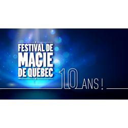 89 000 $ alloués à l'Association du Festival de magie de Québec - 29 sept - FAIT
