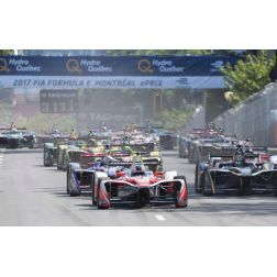 Formule E: entente hors cour de 3 millions