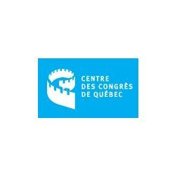 Nouveau site Internet pour le Centre des congrès de Québec