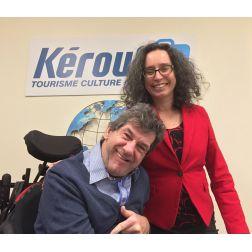 L'ARF-Québec s'allie à Kéroul
