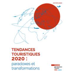 Parution du 1er Cahier des tendances touristiques 2020