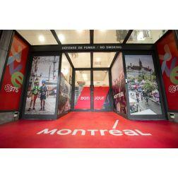 DISTINCTION: Tourisme Montréal remporte un prix pour sa campagne d'accueil Bonjour