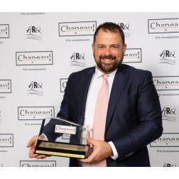 La Fondation ARQ décerne le prix Hommage Chapeau restaurateurs à Jean-François Archambault, de La Tablée des Chefs