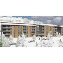 Premier projet de condos ski in/ski out au Massif de Charlevoix de 40 M$ (janvier 2018)