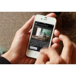 Le mobile aide les hôteliers à vendre des options