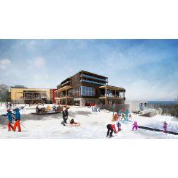 Club Med présente de nouveaux visuels du futur Village Québec Charlevoix