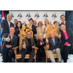 Village Club Med Québec Charlevoix: la pose de la première pierre