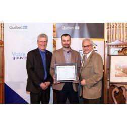 DISTINCTION: Prix Harfang des Neiges 2019 - Fédération des pourvoiries du Québec (FPQ)