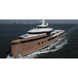 INTERNATIONAL: La Datcha : Découverte du nouveau yacht d'expédition