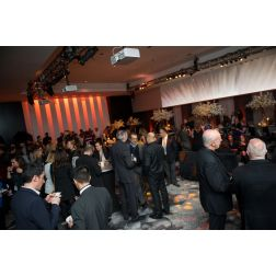 Intercontinental de Montréal: Les images du nouvel espace de réception à 6M de dollars