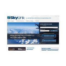 Skylink refait son site corporatif