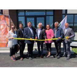 Inauguration du nouvel hôtel Rodeway Inn de Pikogan en Abitibi-Ouest