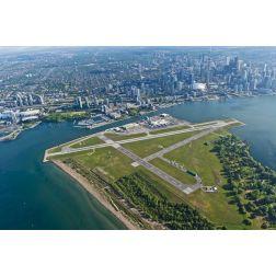 L'Aéroport Billy Bishop Toronto parmi les meilleurs aéroports internationaux - Choix des lecteurs 2016 de Condé Nast Traveler
