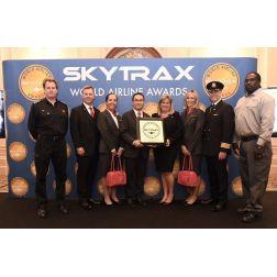 Air Canada nommée meilleur transporteur aérien en Amérique du Nord lors des World Airline Awards 2018 de Skytrax