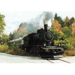 Plan de relance pour le Train à vapeur de l'Outaouais