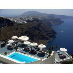 Un hôtel Alta Vista à Santorin en Grèce