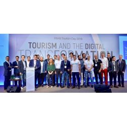 OMT: Journée mondiale du tourisme 2018: pleins feux sur la transformation numérique et l'innovation