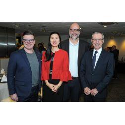 Six nouveaux membres au Cercle des ambassadeurs de l'ITHQ