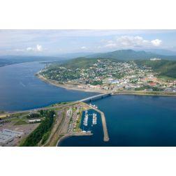 Deux projets d'envergure à Gaspé: plus de 4,7 M$