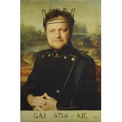 Le portrait officiel du Roi de L'Anse-Saint-Jean