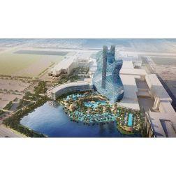 Hard Rock construira un hôtel en forme de guitare haut de 450 pieds