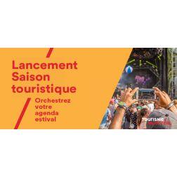 Lancement saison estivale Tourisme Montréal le 30 avril 2018
