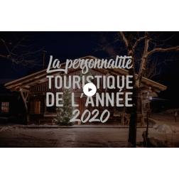 Pierre Faucher - Personnalité touristique 2020 des Grands Prix du Tourisme Desjardins de la Chaudière-Appalaches!