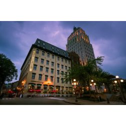 L'Hôtel Clarendon profite de sa réouverture pour souligner ses 150 ans