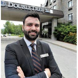 4 M$ pour rénover l'Hôtel Signature Québec, qui intègre la chaîne Hilton (août 2019)