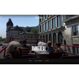 Montréal une des villes choisies par Condé Nast avec Amsterdam, Dublin...