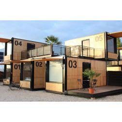 Flying Nest: le nouveau concept d'hébergement éphémère et nomade de AccorHotels