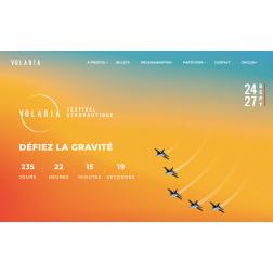 NOUVEAU: Festival Aéronautique Volaria - Mirabel
