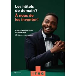 L'ITHQ lance sa campagne de recrutement : une invitation à participer à la relance de l'industrie