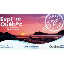 RAPPEL Explore Québec - Premier volet de dépôt des propositions de forfaits le 28 février