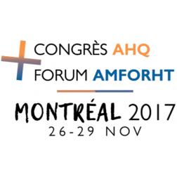Congrès AHQ: l'expérience client au coeur de nos stratégies du 26 au 29 novembre 2017