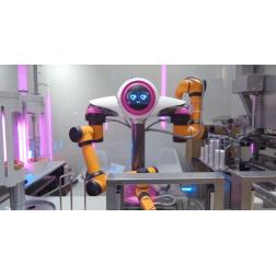 T.O.M.: La Chine a inauguré son premier restaurant entièrement robotisé