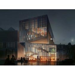 Dévoilement du Projet Pavillon 5 du MBAM