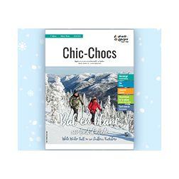 Un nouveau magazine pour promouvoir l'hiver en Haute-Gaspésie