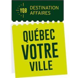 Québec Destination affaires, une organisation gagnante pour le tourisme d'affaires à Québec