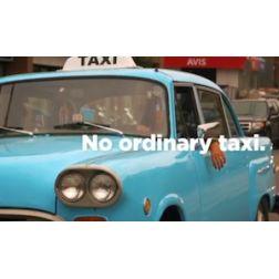 Un taxi aux airs cubains