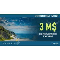 La Gaspésie : un joueur clé dans la reprise économique du Québec