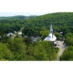 Programme de soutien aux stratégies de développement touristique - Volet tourisme de nature et d'aventure - 545 000$ municipalité de Saint-Élie-de-Caxton