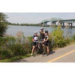 Le pont Champlain, rôle stratégique de positionnement