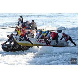 Canot à glace et Crashed Ice en démonstration dans d'éventuels JO à Québec
