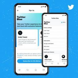 Twitter lance sa version payante, Twitter Blue