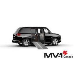 MV-1 - Un nouveau modèle de taxi pour le confort de TOUS!